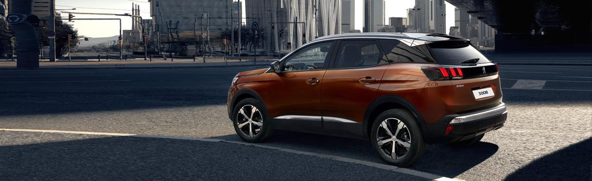 Peugeot 3008 SUV - Book en 24-timers prøvetur