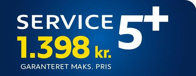Serviceeftersyn til din ældre peugeot