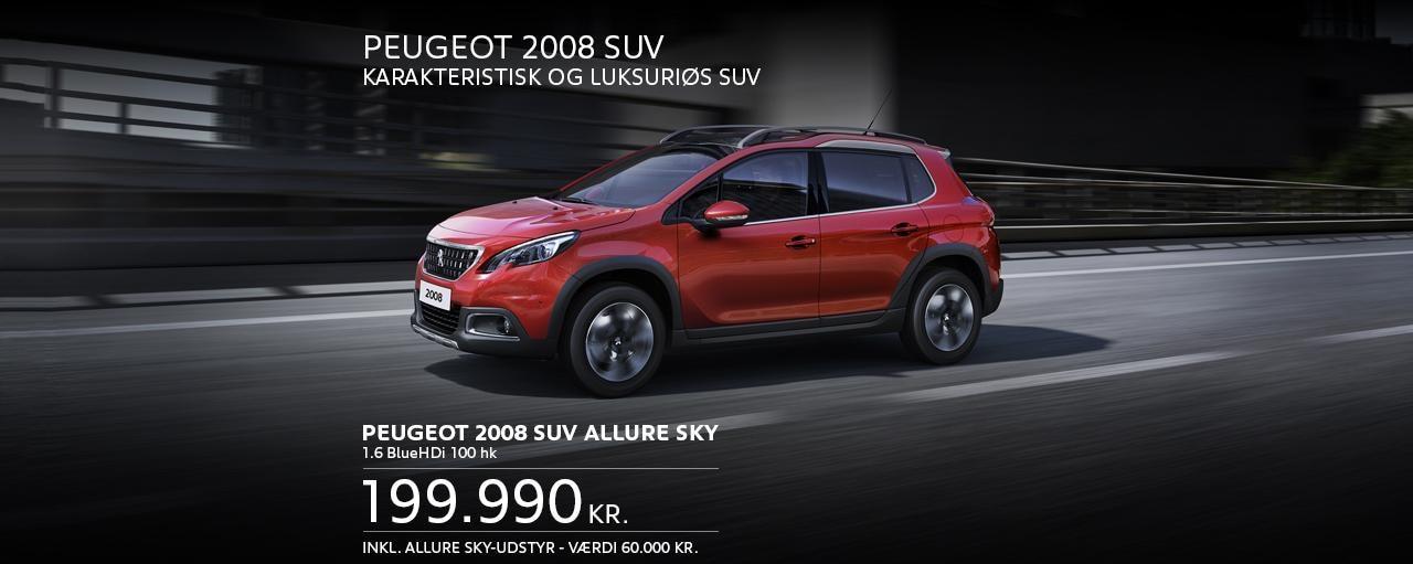 2008 SUV Allure Sky