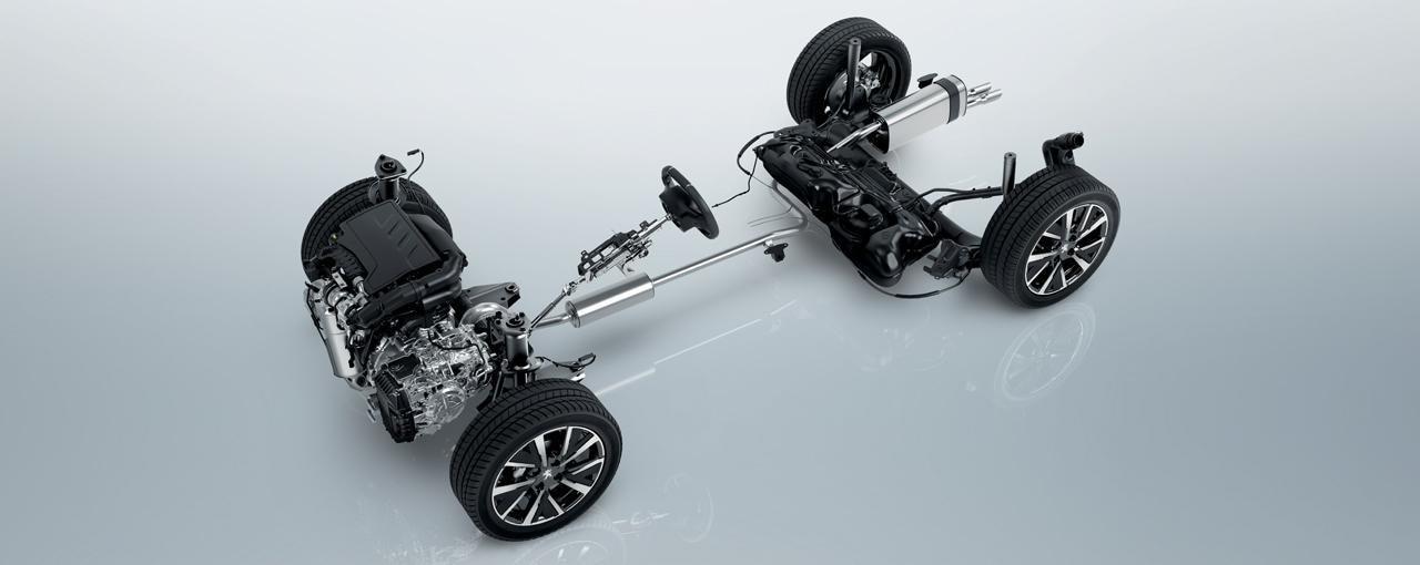 Ny Peugeot 208 - Brændstoføkonomiske motorer