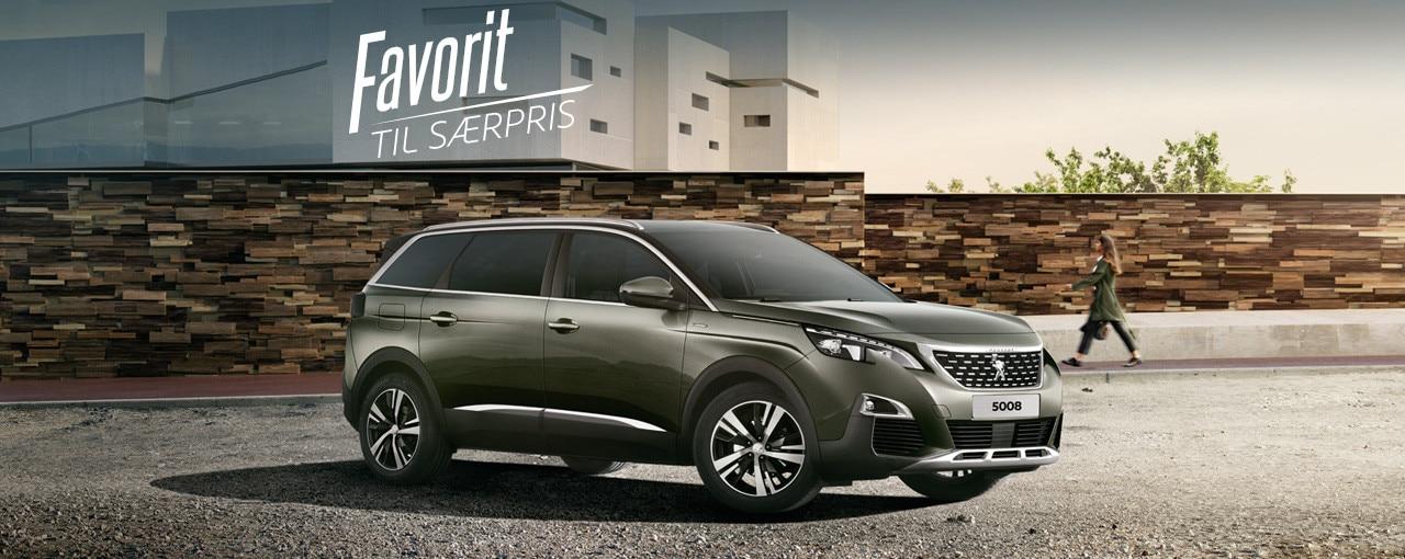 Peugeot 5008 SUV Limited