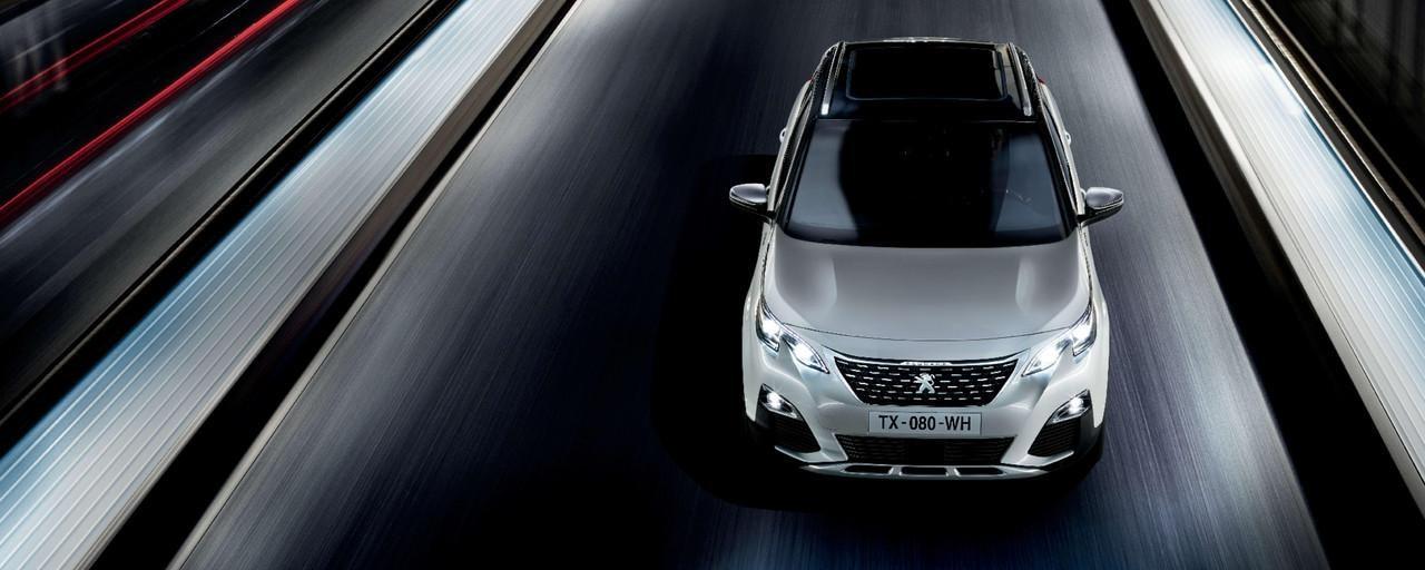 3008 SUV Hybrid - Oplev besparelser og endnu mere køreglæde