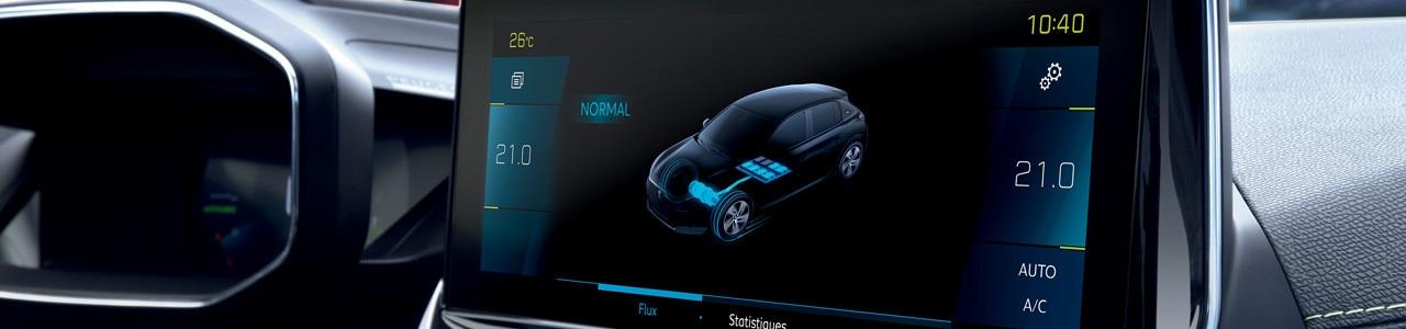 Peugeot elbil