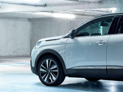 3008 SUV Hybrid - Elektrisk kørsel