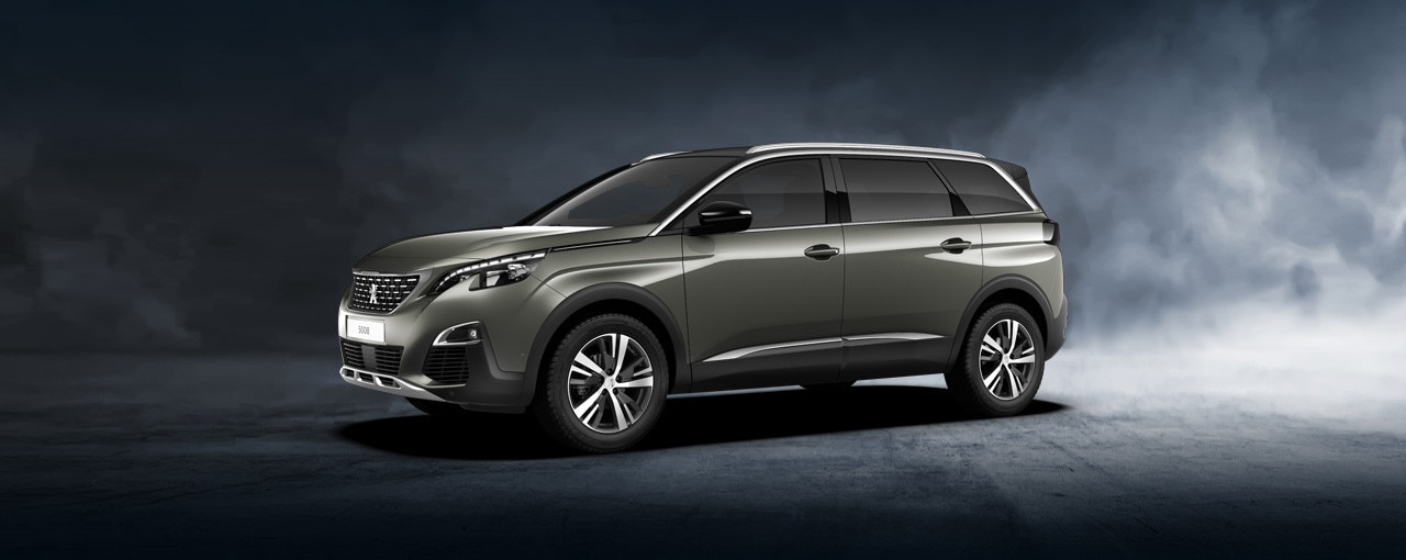 Peugeot 5008 SUV Allure LTD