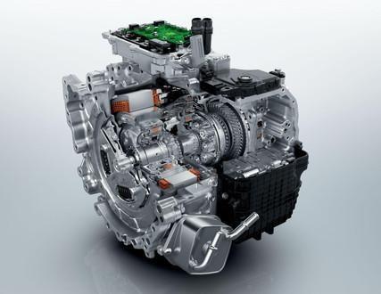 3008 SUV Hybrid - Hybridmotor