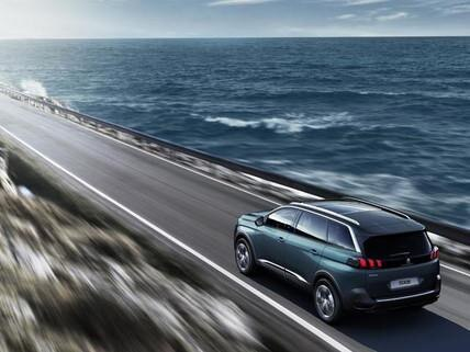 Ny Peugeot 5008 SUV