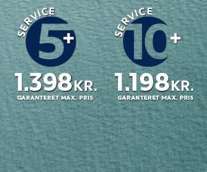 Peugeot 5+ & 10+