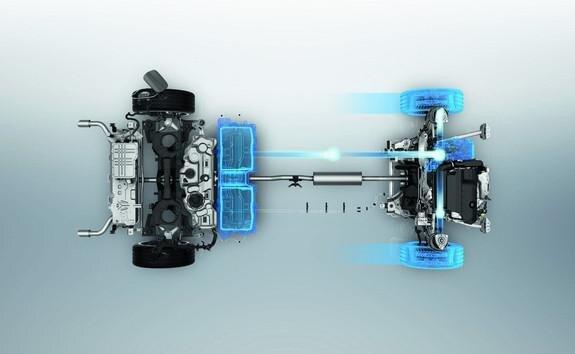 Peugeot 508 HYBRID - Minimal udledning ved elektrisk kørsel
