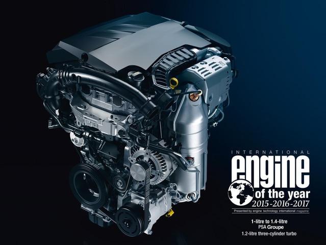 Ny 308 puretech motor