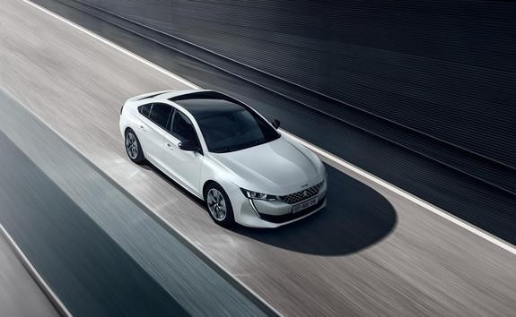 Peugeot 508 HYBRID - Optimalt forbrug