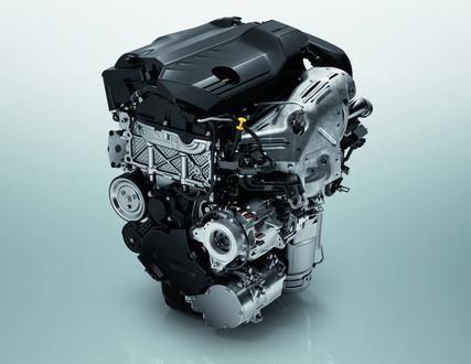 Peugeot 508 HYBRID - Hybridmotor