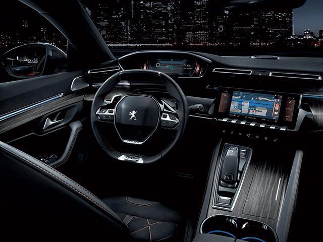 508 cockpit