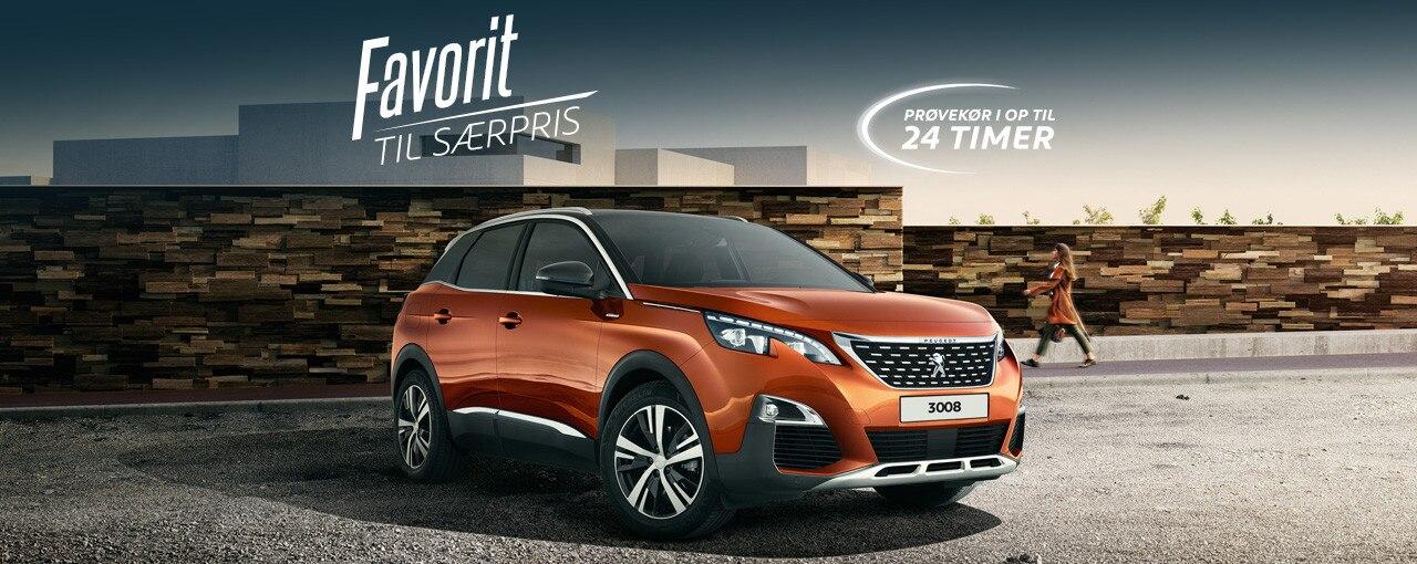 Peugeot 3008 SUV Limited