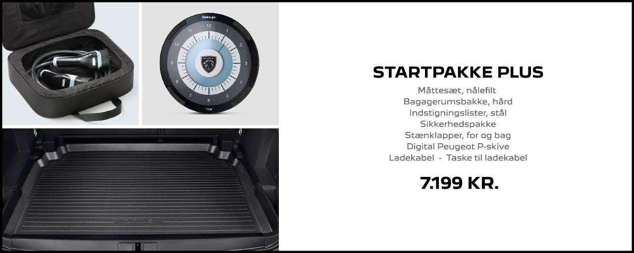 3008 hybrid_startpakke