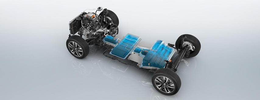 Peugeot e-2008 SUV: Ny el-motor på 100kW