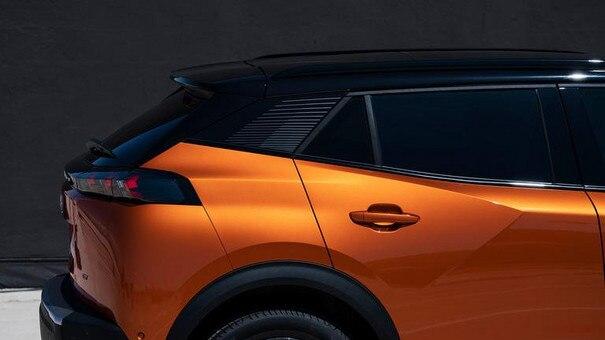 Peugeot 2008 SUV: Stort, funktionelt bagagerum