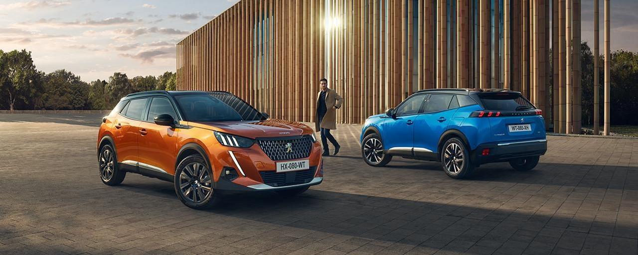 Peugeot 2008 SUV: En kompakt, dynamisk og miljøvenlig SUV med forbrændingsmotor eller el-motor