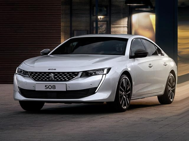 Peugeot 508 Allure Pack - First class stationcar