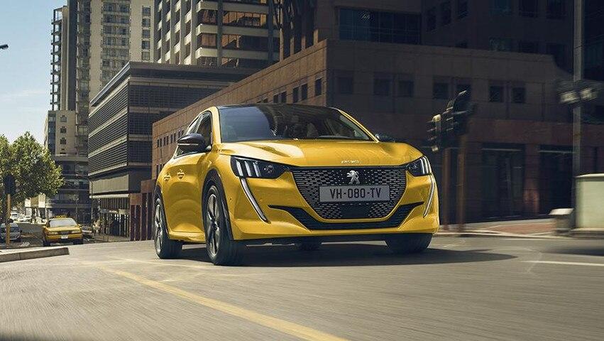 NY PEUGEOT 208 – Ny kompakt bil med sportslig front
