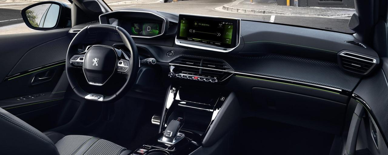 Ny Peugeot 208 - Nyt Peugeot i-Cockpit® 3D