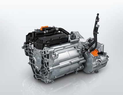 Ny Peugeot e-208 - Ny 100 kW el-motor