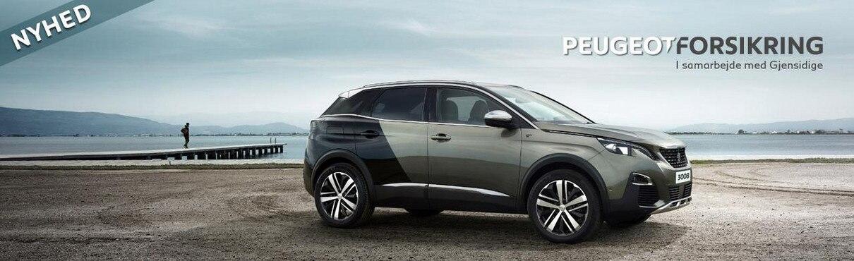 Peugeot Forsikring