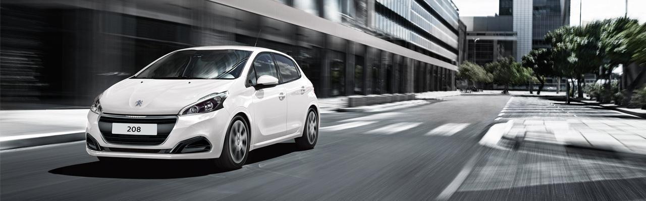 Peugeot leasing plus