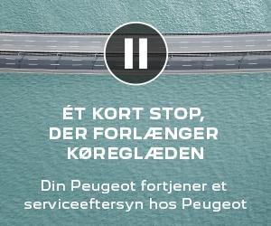 Peugeot services