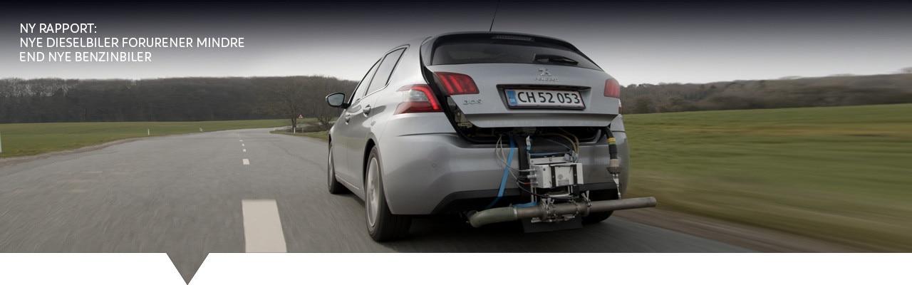 Rapport diesel benzin