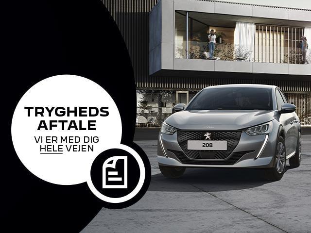 Peugeot Tryghedsaftale