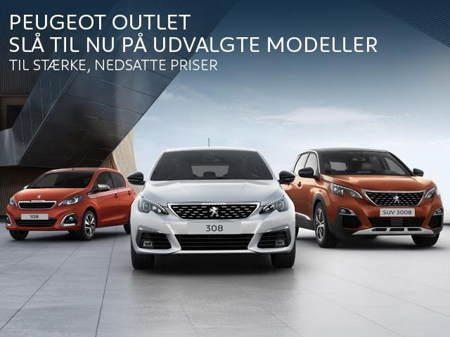 Peugeot Outlet