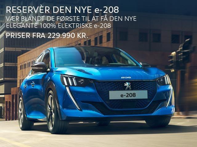 Ny e-208 reserver