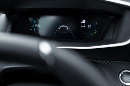 Peugeot 2008 SUV: Nyt Peugeot i-Cockpit® 3D førerplads