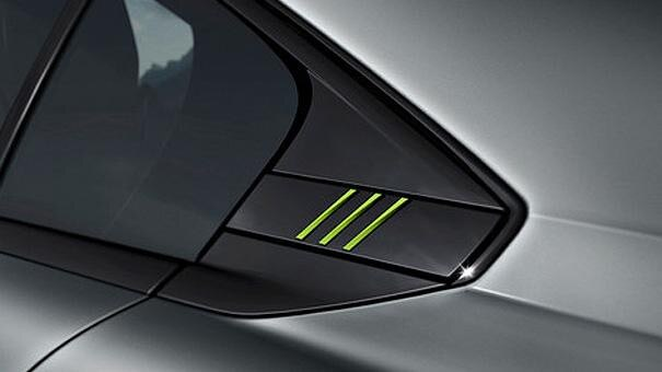 Peugeot 508 PSE design detaljer