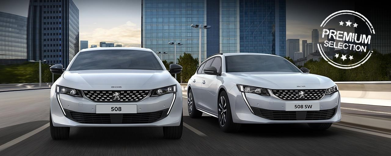 Peugeot 508 Allure Pack - Premium Selection