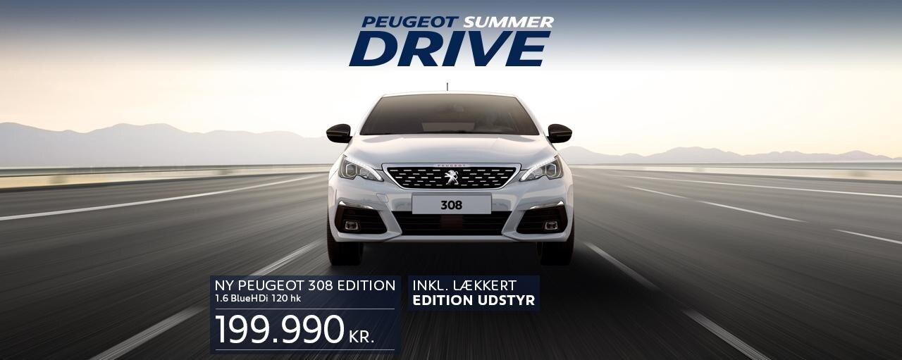 Ny 308 Edition Summer Drive