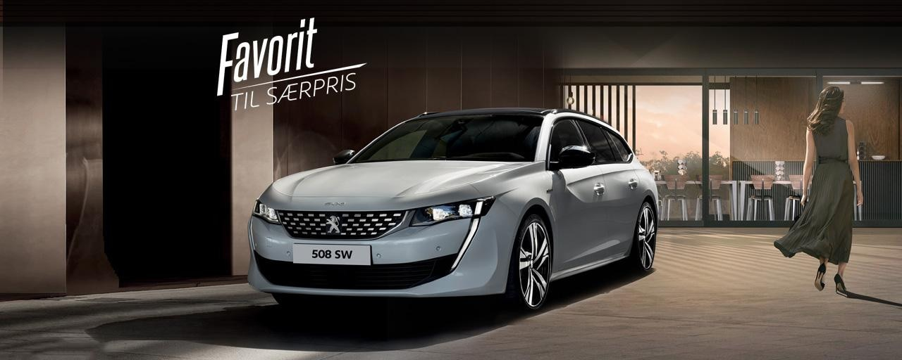 Peugeot 508 Limited