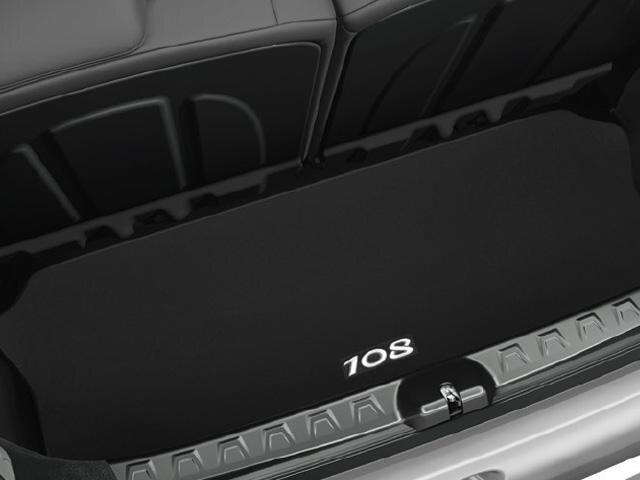 Peugeot 108 startpakke plus