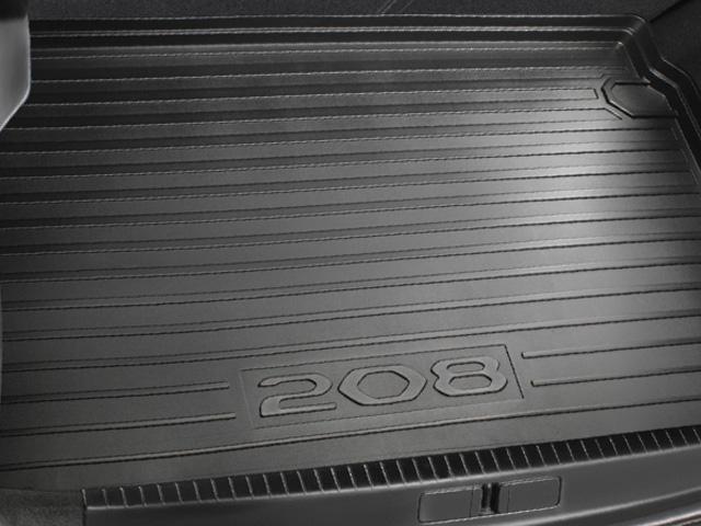 Peugeot 208 udstyrspakke