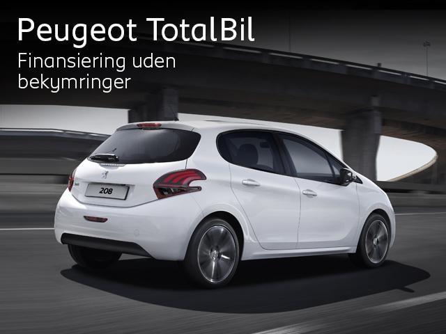 Peugeot TotalBil
