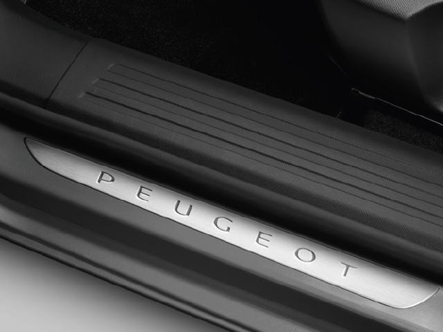 Peugeot 2008 SUV startpakke