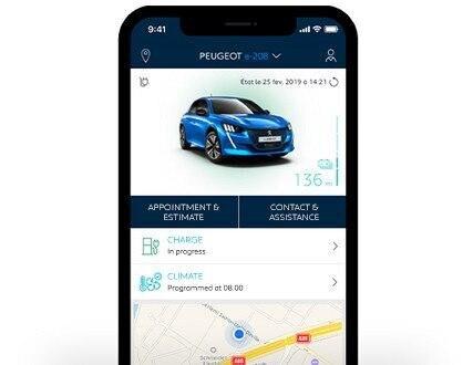 Peugeot e-Remote