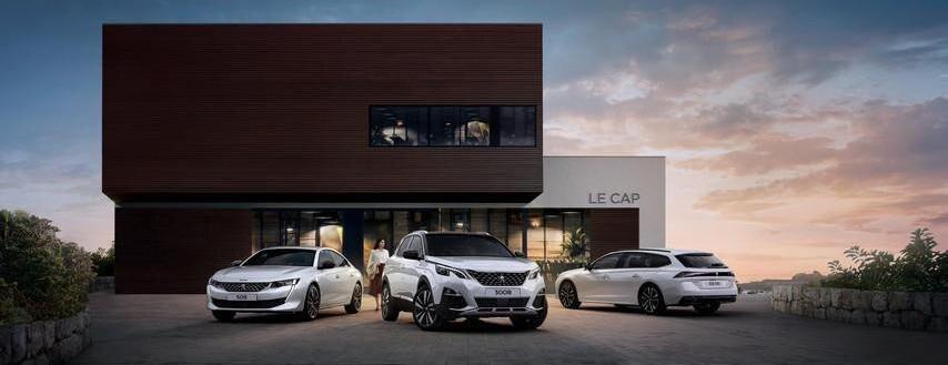 Peugeot Hybrid biler