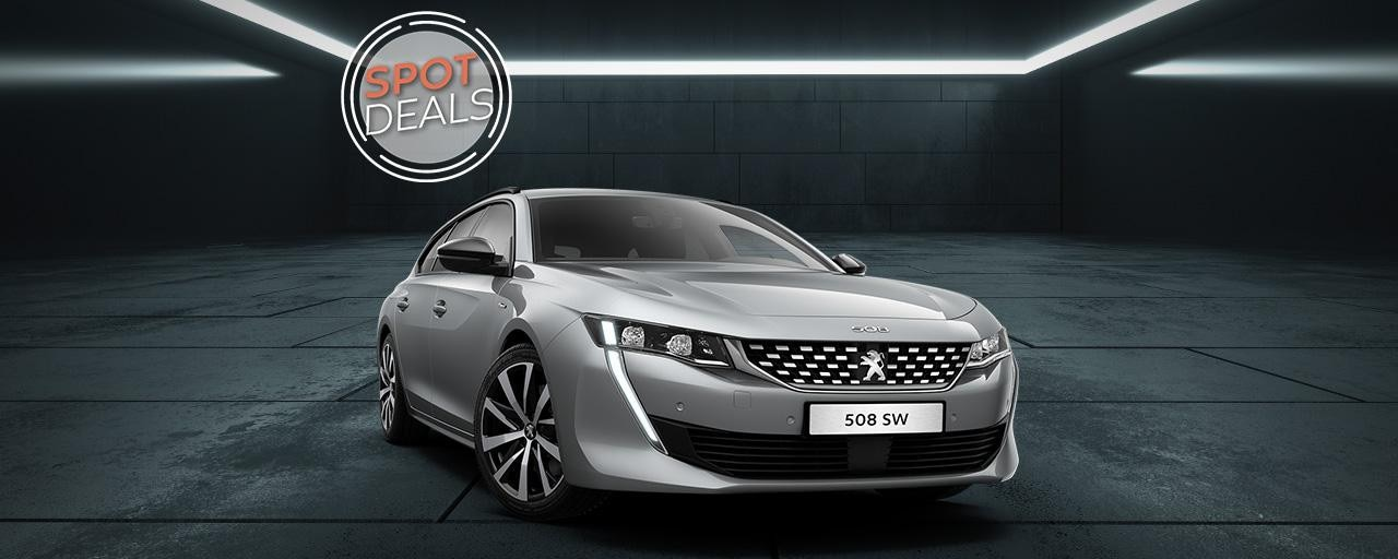 Peugeot 508 SW Limited