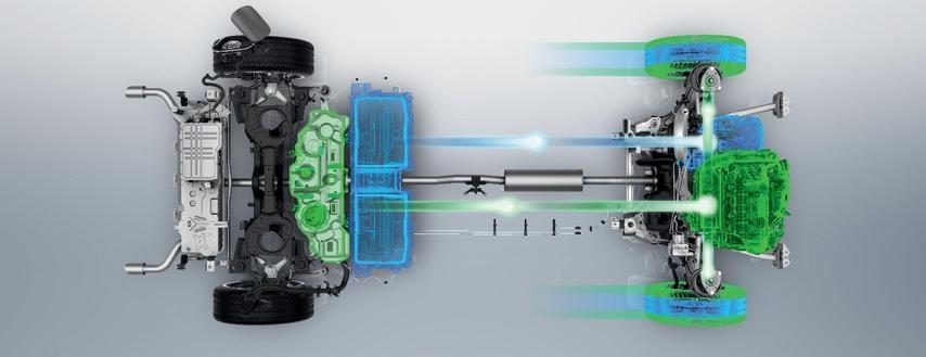 Peugeot 508 SW HYBRID - Lithium-Ion batteri