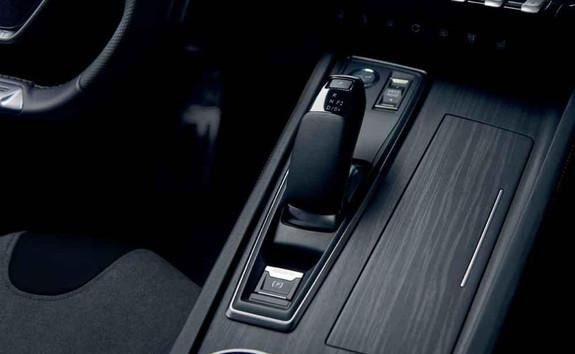 Peugeot 508 SW HYBRID - Bremsning