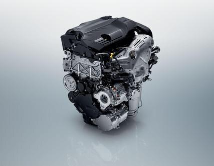 Peugeot 508 SW HYBRID - Hybridmotor