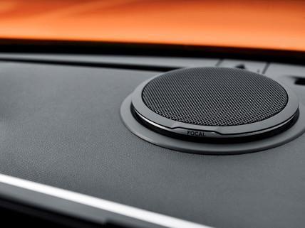 Peugeot 2008 SUV: Hi-Fi Focal® lydanlæg