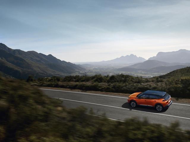 Peugeot 2008 SUV: Kompakt, kraftfuld, dynamisk og effektiv.